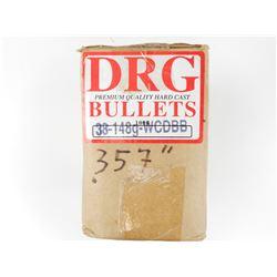 "38 CAL BULLETS (.357"")"