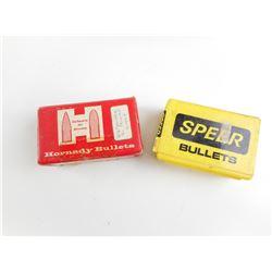 HORNADY/SPEER 22 CAL BULLETS