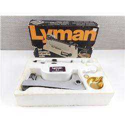 LYMAN D-7 PRECISION RELOADING SCALE