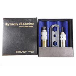 LYMAN 243 WIN RELOADING DIES