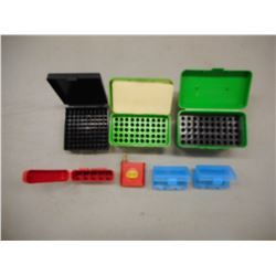 PLASTIC AMMO CASES, 1 VALVESPOUT LEAK PROOF OILER