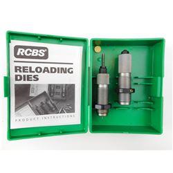 RCBS 22 SAVAGE HP RELOADING DIES