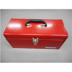 MASTERCRAFT METAL TOOL BOX