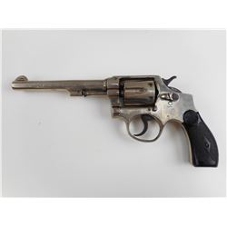 SMITH & WESSON  , MODEL: HAND EJECTOR MODEL 1 OF 6  , CALIBER: 38 SPECIAL