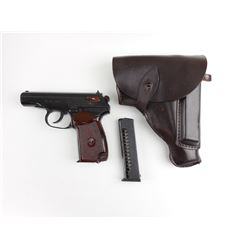 MAKAROV , MODEL: PM , CALIBER: 9X18MM