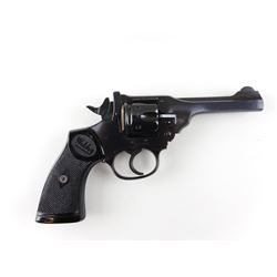 WEBLEY SCOTT , MODEL: MARK IV 38 , CALIBER: 38 S&W