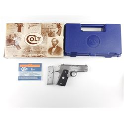 COLT , MODEL: OFFICER ACP MKIV SERIES 80 , CALIBER: 45ACP
