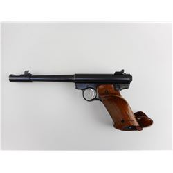 RUGER , MODEL: MARK I TARGET  , CALIBER: 22 LR