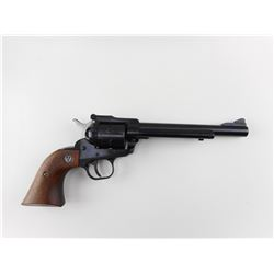 RUGER , MODEL: NEW MODEL SINGLE SIX , CALIBER: 22 MAGNUM