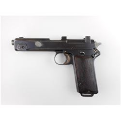 STEYER , MODEL: 1912 , CALIBER: 9MM STEYR