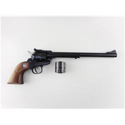 RUGER , MODEL: NEW MODEL SINGLE SIX , CALIBER: 22 LR/22 MAG
