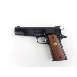 COLT , MODEL: MKIV SERIES 70 GOLD CUP MATCH  , CALIBER: 45 AUTO