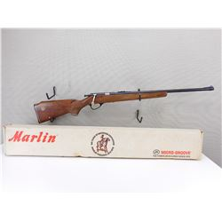 MARLIN , MODEL: 101 , CALIBER: 22 LR