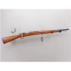MAUSER , MODEL: 1896/38 SWEDISH SHORT RIFLE , CALIBER: 6.5X55