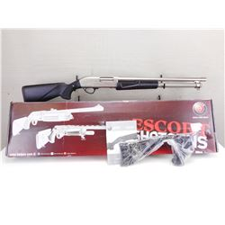 ESCORT , MODEL: MG-FSF , CALIBER: 12GA X 3""