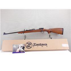 ZASTAVA , MODEL: LK M70 LEFT HANDED , CALIBER: 6.5X55