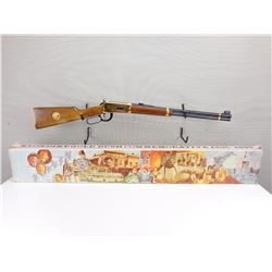 WINCHESTER , MODEL: KLONDIKE GOLDRUSH COMMEMORATIVE 94 , CALIBER: 30-30 WIN