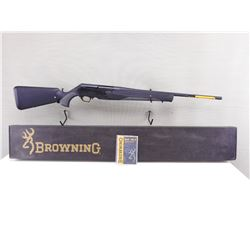 BROWNING , MODEL: BAR MK3 , CALIBER: 270 WIN