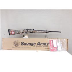 SAVAGE  , MODEL: M25 , CALIBER: 17 HORNET