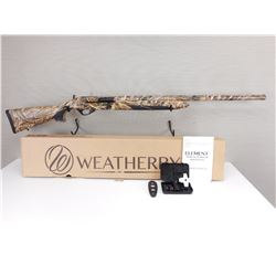 WEATHERBY , MODEL: ELEMENT MAX 5 , CALIBER: 12GA X 3""