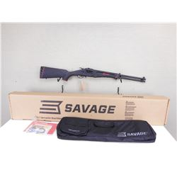 SAVAGE  , MODEL: 42 TD , CALIBER: 22 LR/ 410GA X 3""