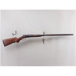 """UNKNOWN , MODEL: SIDE BY SIDE , CALIBER: 12GA X 2 3/4"""""""