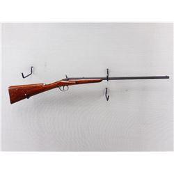 FLOBERT  , MODEL: SINGLE SHOT  , CALIBER: 22 FLOBERT
