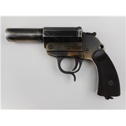 WWII GERMAN WALTHER LP-38 26.5MM CAL. FLARE PISTOL