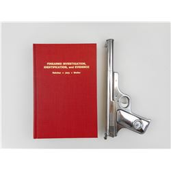DAISY NO. 118 TARGETEER AIR PISTOL & FIREARM BOOK