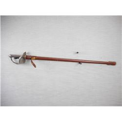 BRITITSH/CANADIAN 1897 PATTERN SWORD WITH SCABBARD