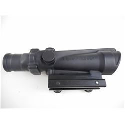 TRIJICON FIBEROPTIC SIGHT WITH MOUNT