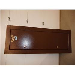 HOMAK HOME SECURITY GUN CABINET