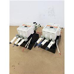 (2) Fuji Electric SC-N6 [125] AC Contactor
