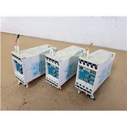 (3) Sentec LS-500-1-2513 Sensor