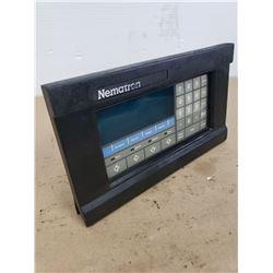 Nematron IWS-123 Machine Control