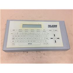 Telesis TMC400 Control Panel