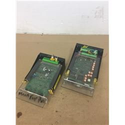 (2) Rexroth Amplifier Circuit Board *See Pics for Part Numbers*