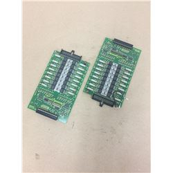 (2) Bachmann E06149/00 002 Circuit Boards