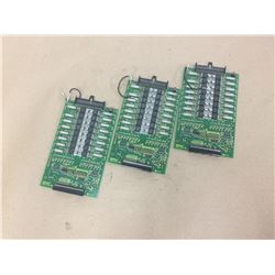 (3) Bachmann E06149/00 002 Circuit Boards