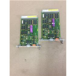 (2) Bachmann 4697 MF600 Circuit Boards