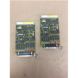 (2) Bachmann AIO 500 100 Circuit Boards