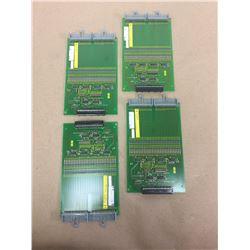 (4) Bachmann E06148/00 001 Circuit Boards