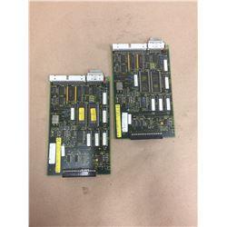 (2) Bachmann E06048/00 002 Circuit Boards