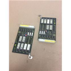 (2) Bachmann E04021/00 005 Circuit Boards
