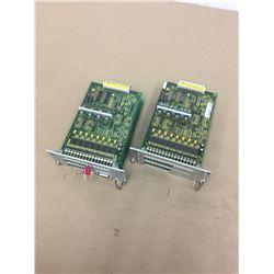 (2) Bachmann UTR 300 Temperature Control Module