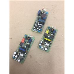 (3) Cosel Circuit Boards **see pics for part number**