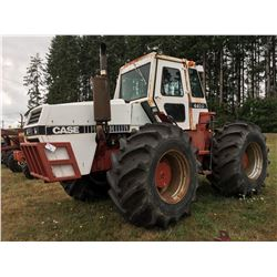 CASE 4490 4 WHEEL DRIVE TRACTOR (6201 HRS)