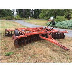CASE DISC HARROW (ORANGE)