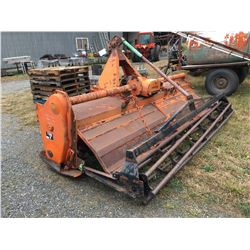 MASCHIO TYPE S ROTAVATOR/CULTIVATOR 10' (ORANGE)