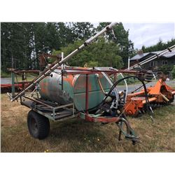 HIGH & LOW PRESSURE FIELD SPRAYER